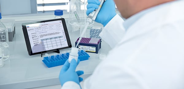 Scalable NGS-based test interpretation in oncology