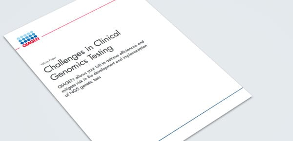 New white paper: Challenges in Clinical NGS Testing