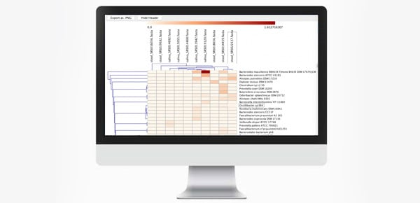 New plugin for metagenomics analysis