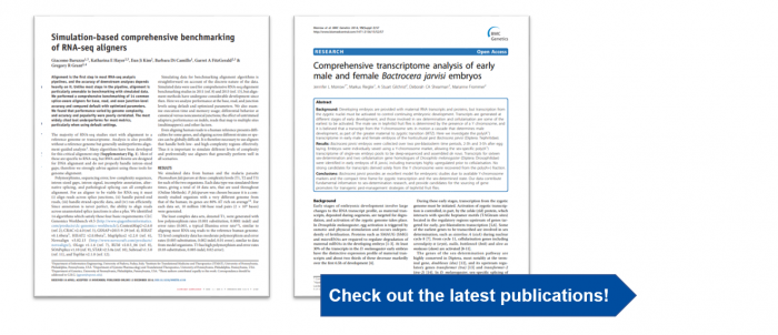RNA-seq Publication Features