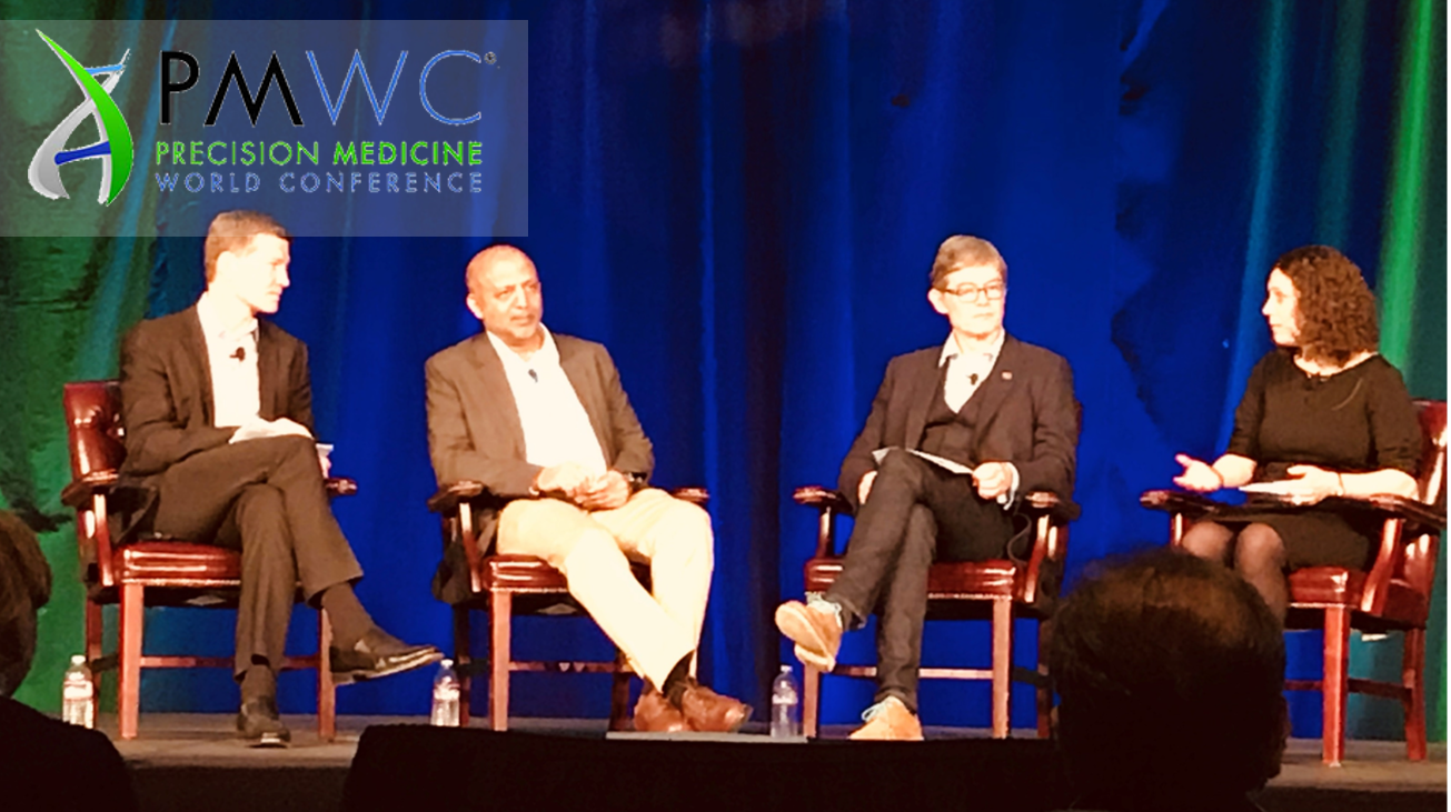 What was all the real-world evidence buzz at PMWC 2019?