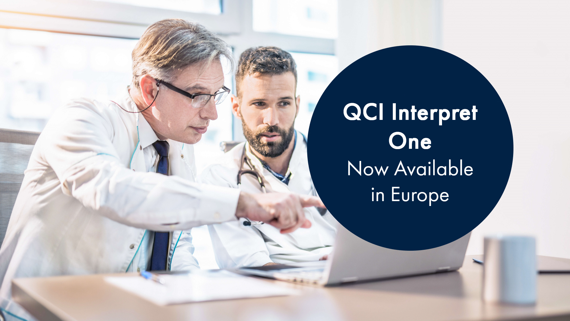 QCI Interpret One is now available in Europe